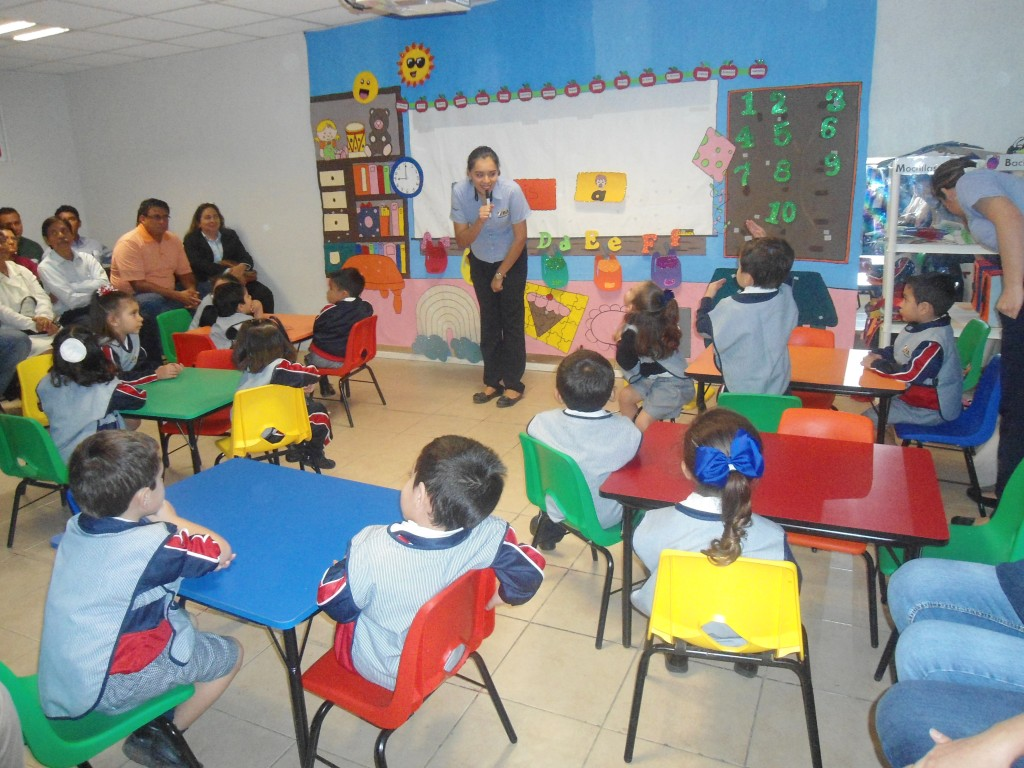 Ventana a mi sal n preescolar blog del instituto for Actividades para el salon de clases