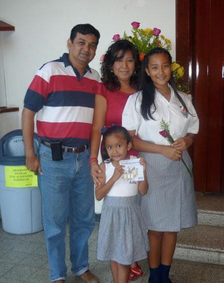 testimonio padres de Brenda experiencia internacional