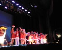 Magno festival navideño